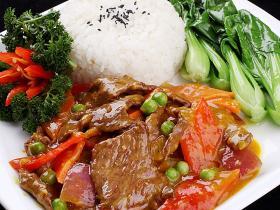 厦门冷冻料理包推荐 咖喱牛肉 速食商用外卖快餐成品菜肴半成品食品盖浇饭小碗菜