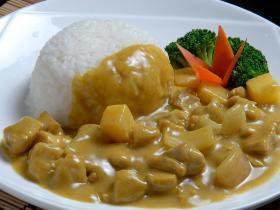泉州秘传料理包批发 南亚咖喱鸡 方便菜 料理包 半成品菜 生鲜 盖浇饭 加热即食 下饭神器