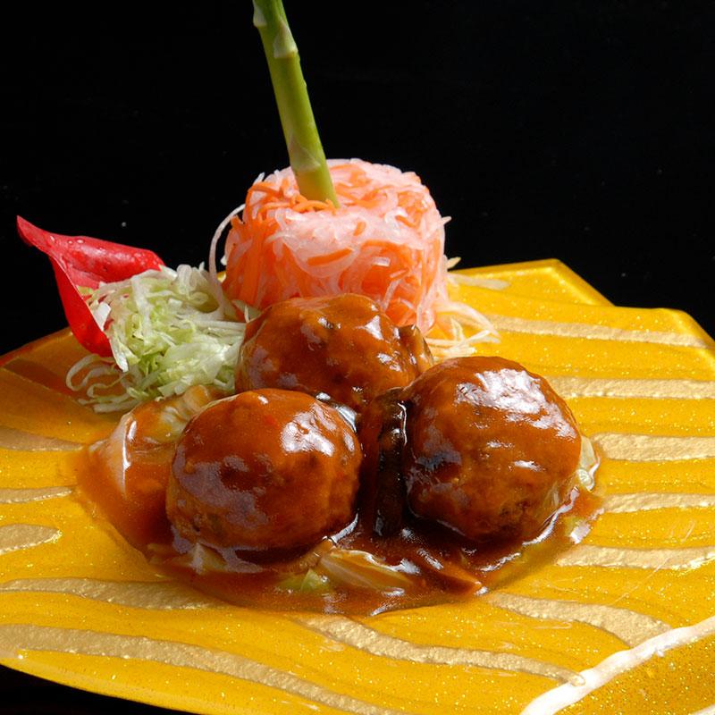 漳州料理包 方便菜半成品菜 红烧狮子头 加热即食 快餐 盖浇饭 懒人食品厂家批发