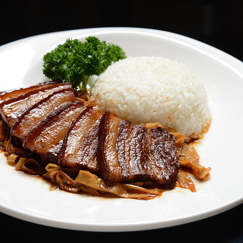福建漳州快餐料理包批发 香笋扣肉 中西快餐半成品冷冻速食调理包快餐工厂